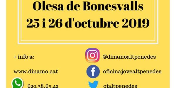 CONDUCTOR/A DE CARRETÓ FRONTAL A OLESA DE BONESVALLS (SUSPÈS)