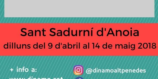 """""""FES CLICK A YOUTUBE"""" A SANT SADURNÍ D'ANOIA (Suspès)"""