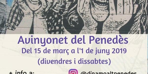 MONITORS/ES DE LLEURE A AVINYONET DEL PENEDÈS (COMPLET)