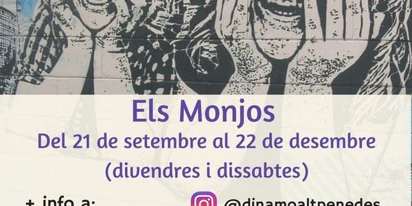 MONITORS/ES DE LLEURE A SANTA MARGARIDA I ELS MONJOS - Complet