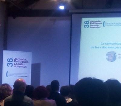 36ª Jornada de Polítiques Locals de Joventut (17.10.18)