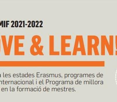 Ajuts a la mobilitat internacional de l'estudiantat de les universitats catalanes per al curs acadèmic 2021-2022