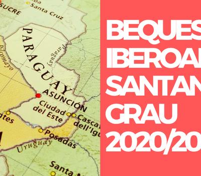 BEQUES IBEROAMÈRICA SANTANDER GRAU 2020/2021