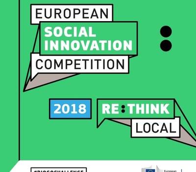 Concurs europeu sobre innovació social: THINK LOCAL 2018