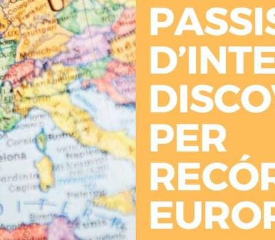 PASSIS D'INTERRAÏL DISCOVER EU PER RECÓRRER EUROPA