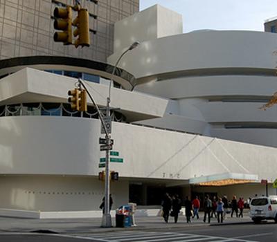 PRÀCTIQUES EN EL MUSEU GUGGENHEIM A NOVA YORK