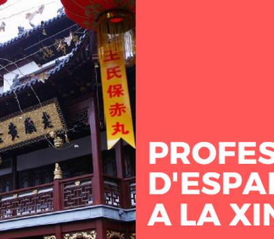 PROFESSOR/A  D'ESPANYOL  A LA XINA