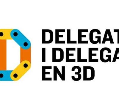 S'amplia el termini d'inscripcions al programa Delegats i Delegades 3D fins al 8 d'octubre!