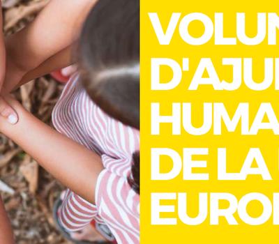 VOLUNTARIAT D'AJUDA HUMANITÀRIA DE LA UNIÓ EUROPEA